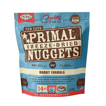 PRIMAL FREEZE-DRIED NUGGETS - Rabbit
