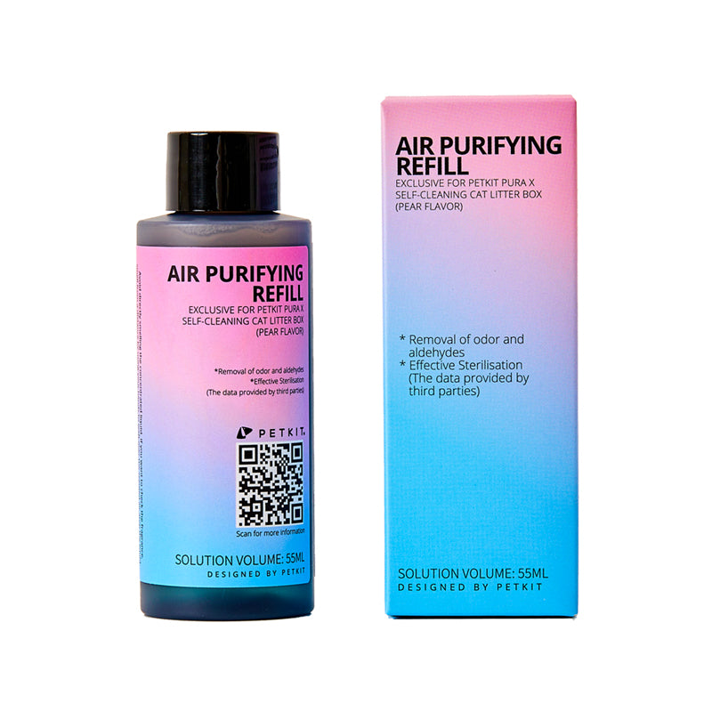 PetKit Pura X - Concentrated Air Purifying Refill (4 bottles)