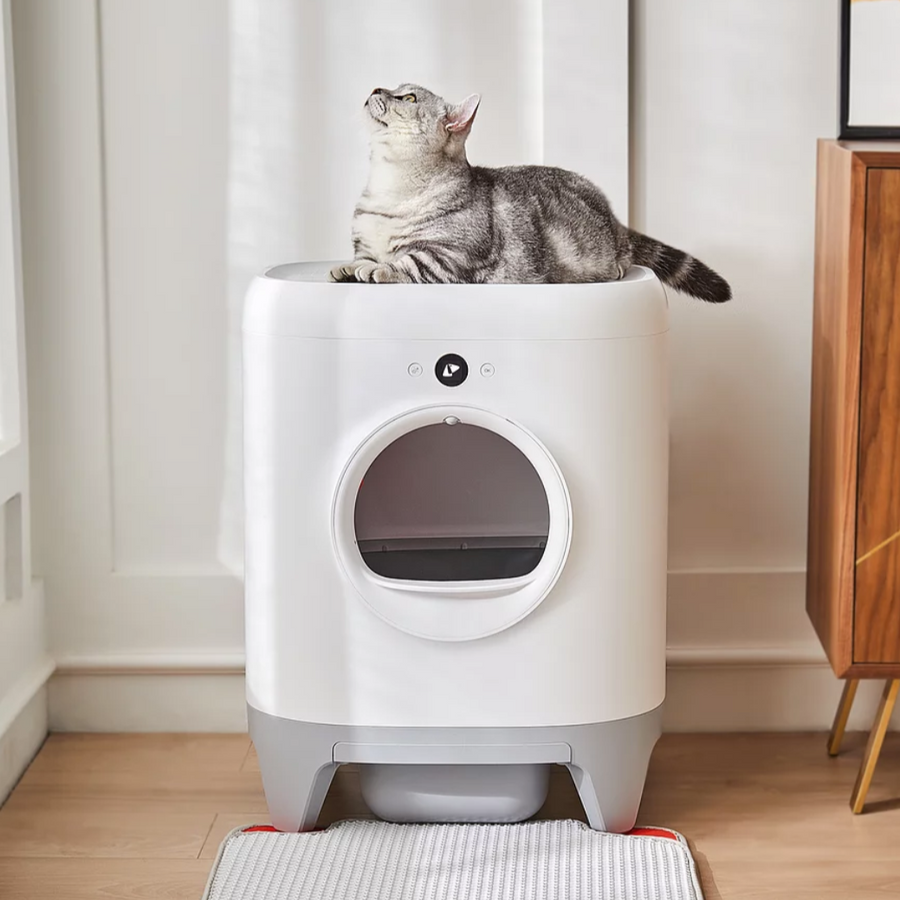 PETKIT Pura X Smart Litter Box【SELF PICK UP & LOCAL DELIVERY ONLY】
