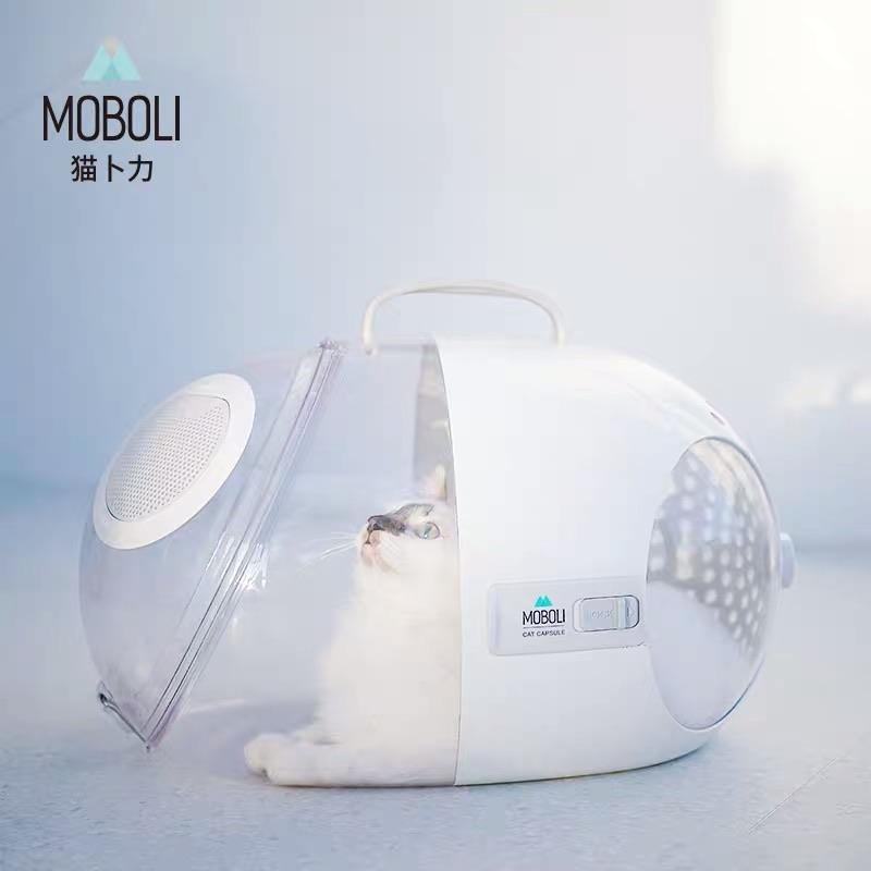 MOBOLI Travel Capsule Carrier-Travel-PawPawDear