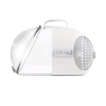 MOBOLI Travel Capsule Carrier - White - Pet Supplies - PawPawDear