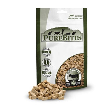 PureBites Cat Treat - Freeze Dried Beef Liver 24g