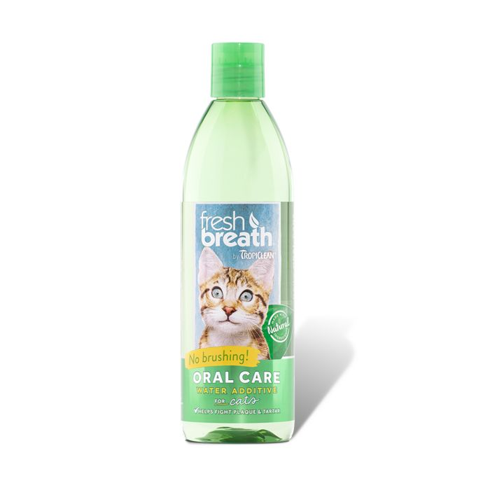 TropiClean Oral Care Water Additive for Cats