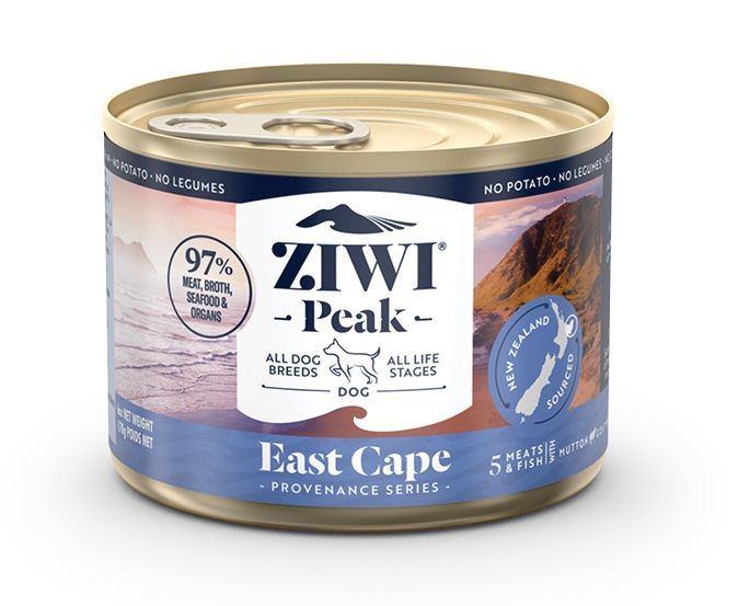 ZIWI® Peak Provenance Series Grain-Free Dog Can 170 g - East Cape