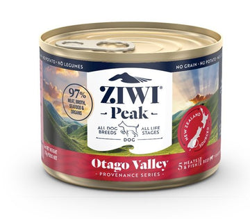 【ZIWI Peak】 Provenance Series Grain-Free Dog Can - Otago Valley 170 g