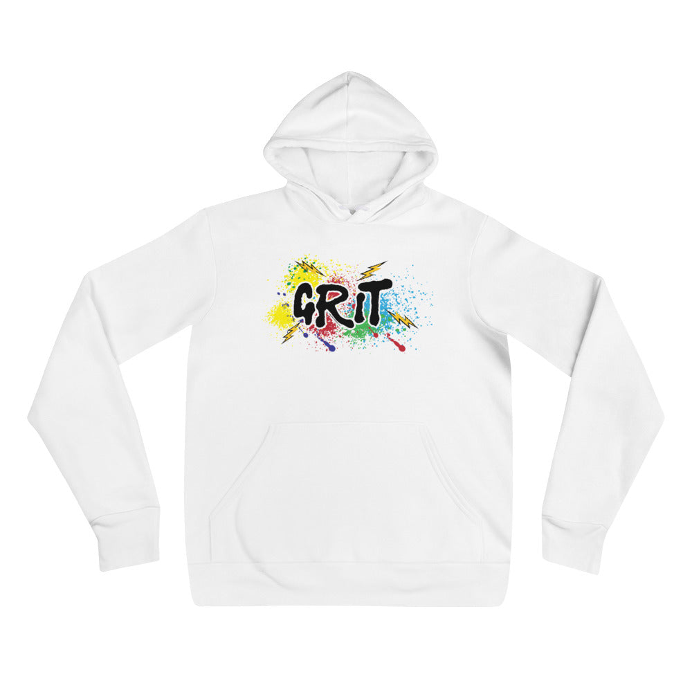 Graffiti GRIT Adult Unisex Hoodie (Multi Design)