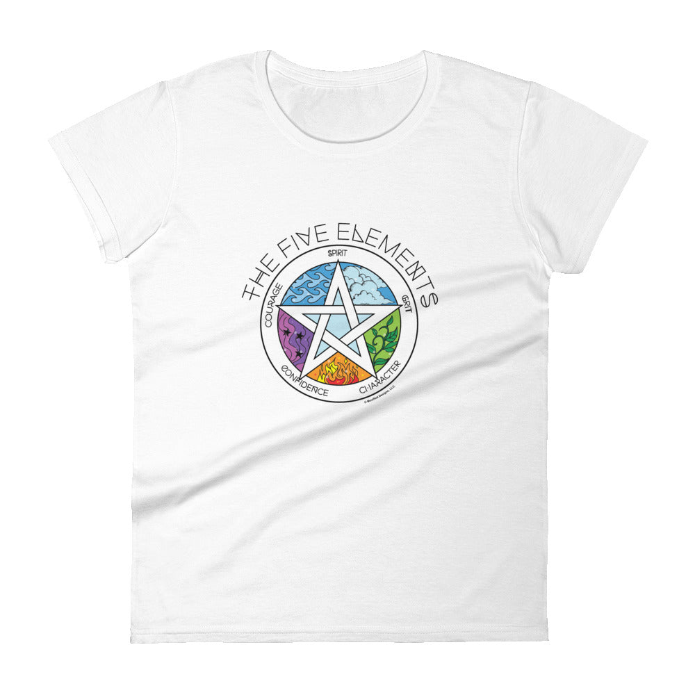 Life Elements Women's Semi-Fitted Tee (Multi Design)