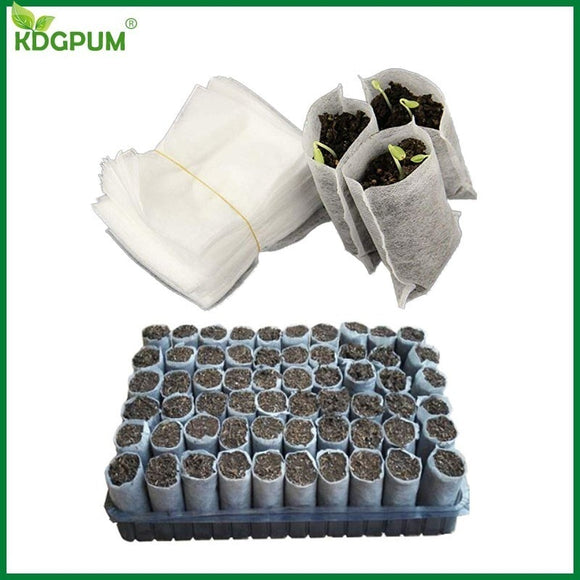9 Sizes Jardin Biodegradable Nursery Bags