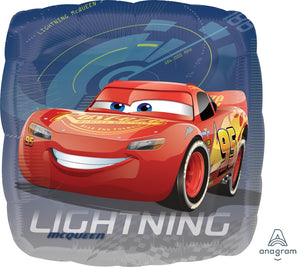 Cars 3 Lightning McQueen Balloon