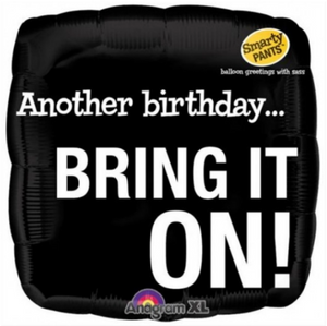 Another Birthday – Bring it on Balloon