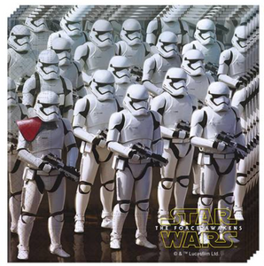 Star Wars The Force Awakens Napkins