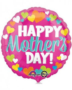 Happy Mother's Day Hearts