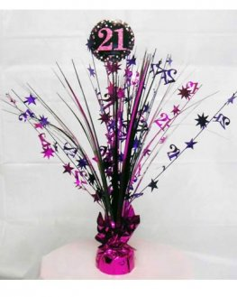 21 Table Centrepiece