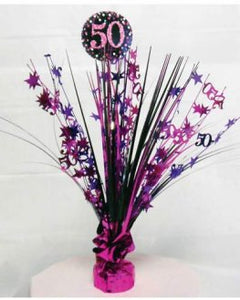 50 Table Centrepiece