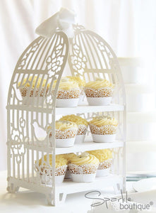 Birdcage Cake Stand
