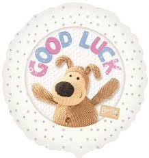 Good Luck Boofle Balloon