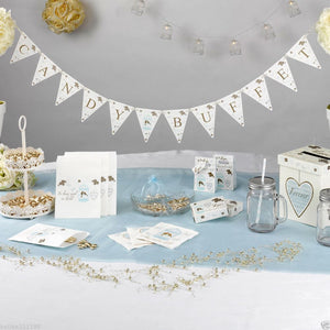Candy Buffet Bunting