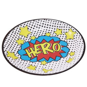 Ginger Ray - Super Hero Plates