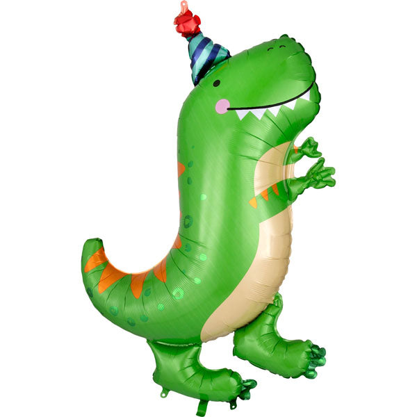 Dino-Mite Party Supershape Balloon