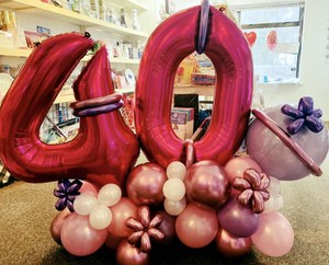 Show Stopper Balloon Bouquet