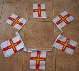Guernsey Flag Bunting