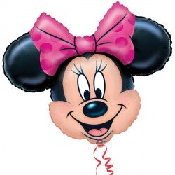 Minnie Mouse Forever Supershape Balloon