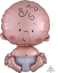 Welcome Baby Supershape Balloon