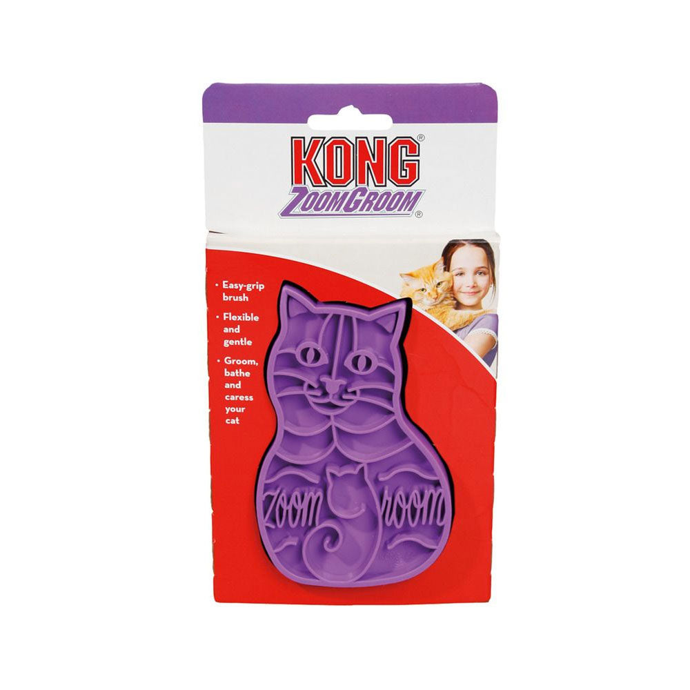 Kong Massagebürste Zoom Groom