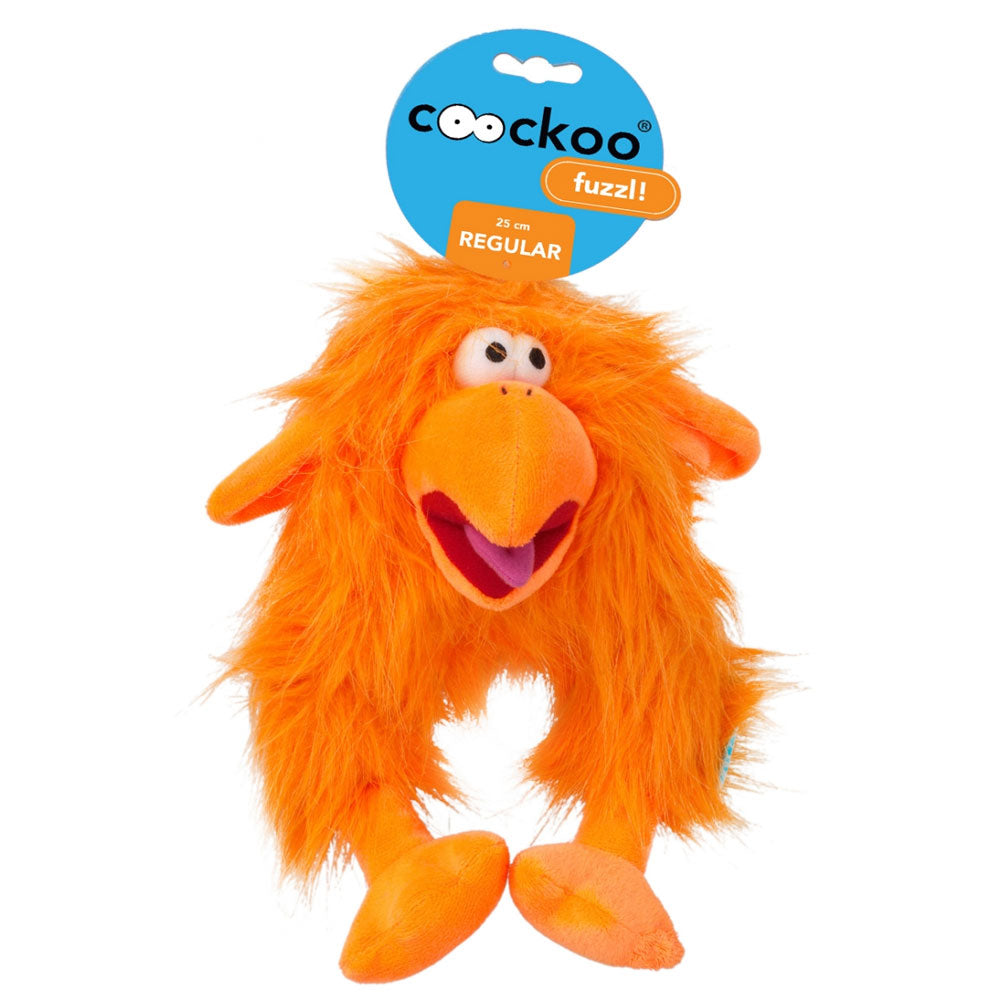 Coockoo Fuzzl orange *