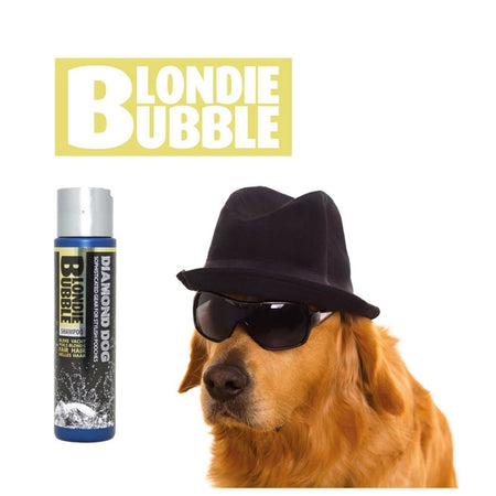 Diamond Dog Shampoo blondie bubble