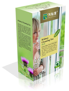 Organic Kidney Cleanse Tea Herbal Detox