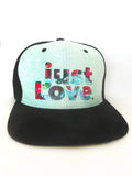 'just Love' HAT