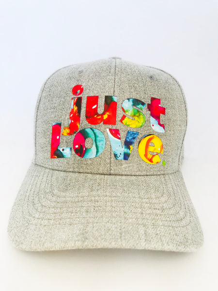 'just Love' Baseball HAT 7