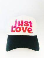 'just Love' Baseball HAT 4