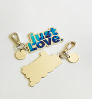 just Love Key Chain