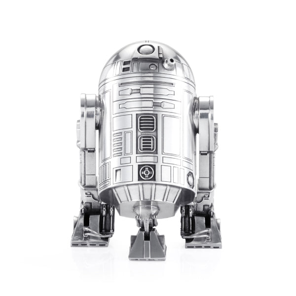 Royal Selangor Hand Finished Star Wars Collection Pewter R2D2 Canister