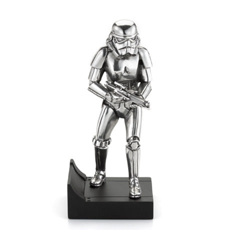 Royal Selangor Hand Finished Star Wars Collection Pewter Stormtrooper Figurine