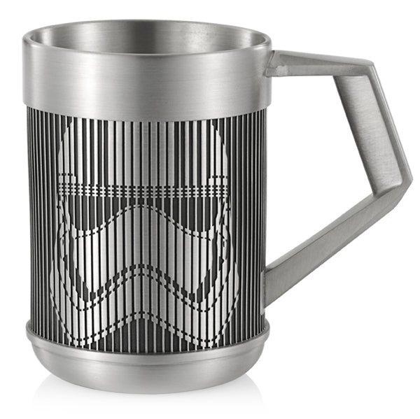 Royal Selangor Hand Finished Star Wars Collection Pewter Captain Phasma Mug