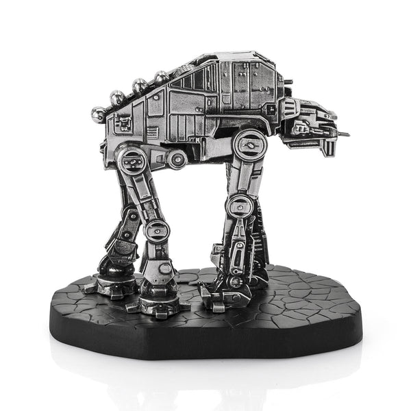 Royal Selangor Hand Finished Star Wars Collection Pewter AT-M6 Walker Figurine