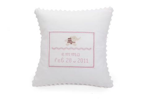 Elephant Personalized Pillows