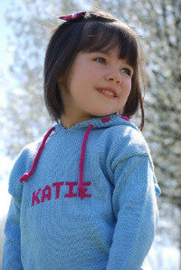 Personalized Cotton Hoodie