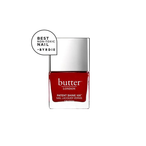 butter london patent lacquer her majesty's red 11ML