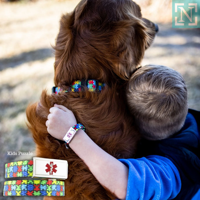 Emotional Support Dogs Helping Kids