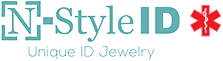 n-styleid unique medical id jewelry