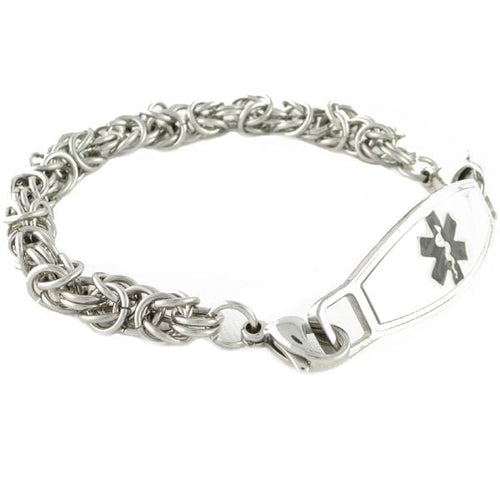 Bali Link Medical ID Bracelet - n-styleid.com