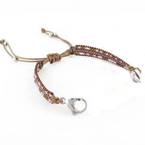 Cora Adjustable Bracelet without Medical ID Tag - n-styleid.com