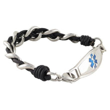 Bachus Medical Alert Bracelets w/Contempo ID - n-styleid.com