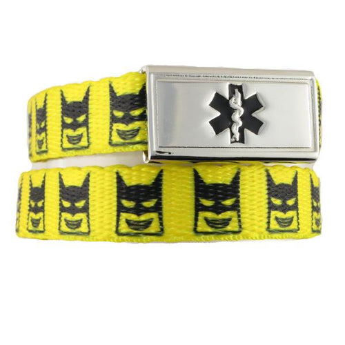 Bat-Kid Medical Alert Band