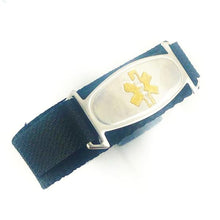 Brawny Velcro Medical Bracelet - n-styleid.com