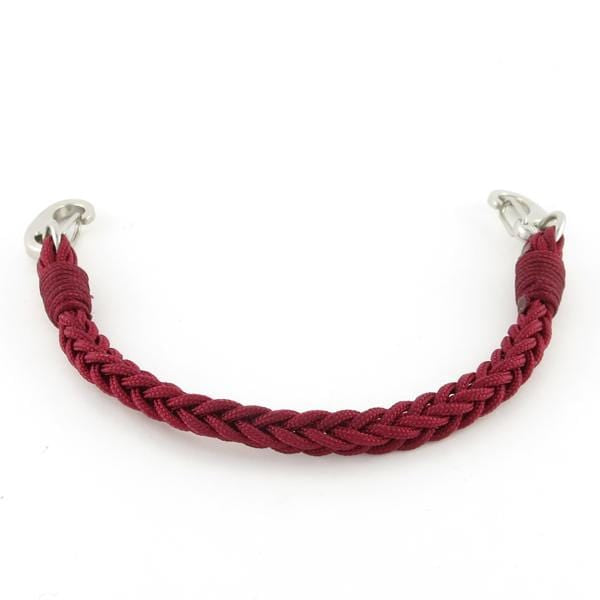Cabernet Braided Bracelet without ID - n-styleid.com